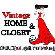 Vintage home and Closet