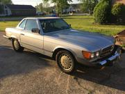 1983 MERCEDES-BENZ Mercedes-Benz 300-Series Convertable